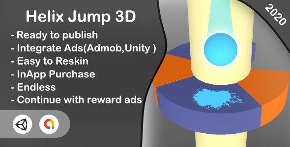Helix Jump 3D