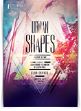 Urban Shapes Flyer