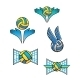 Aviation and travel symbols - 23