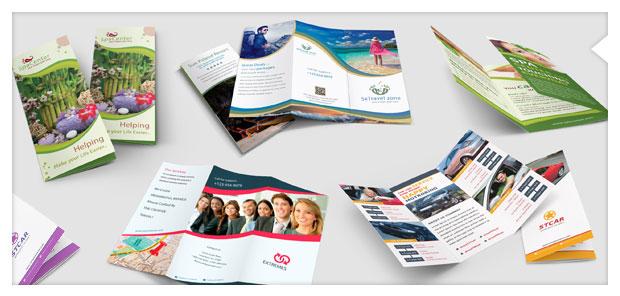 Restaurant Business Tri-Fold Brochure | Volume 2 - 1