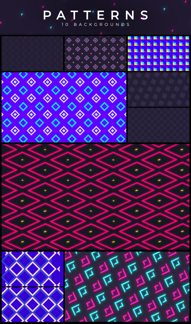 PNG-Patterns