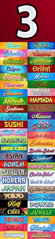 50 Illustrator Graphic Styles Vol.3 Bundle - 6