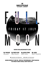 Fool Moon Flyer