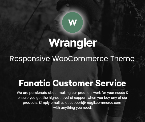 Fashion responsive theme