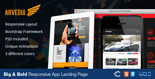Scotty - Responsive Landing Page - 2