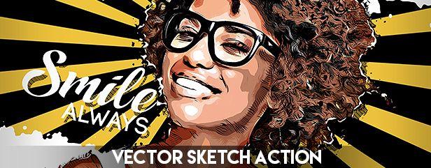 Concept Art Photoshop Action - 8