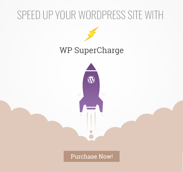 Wp Super Charge - Plugin for Google Page Speed Insights