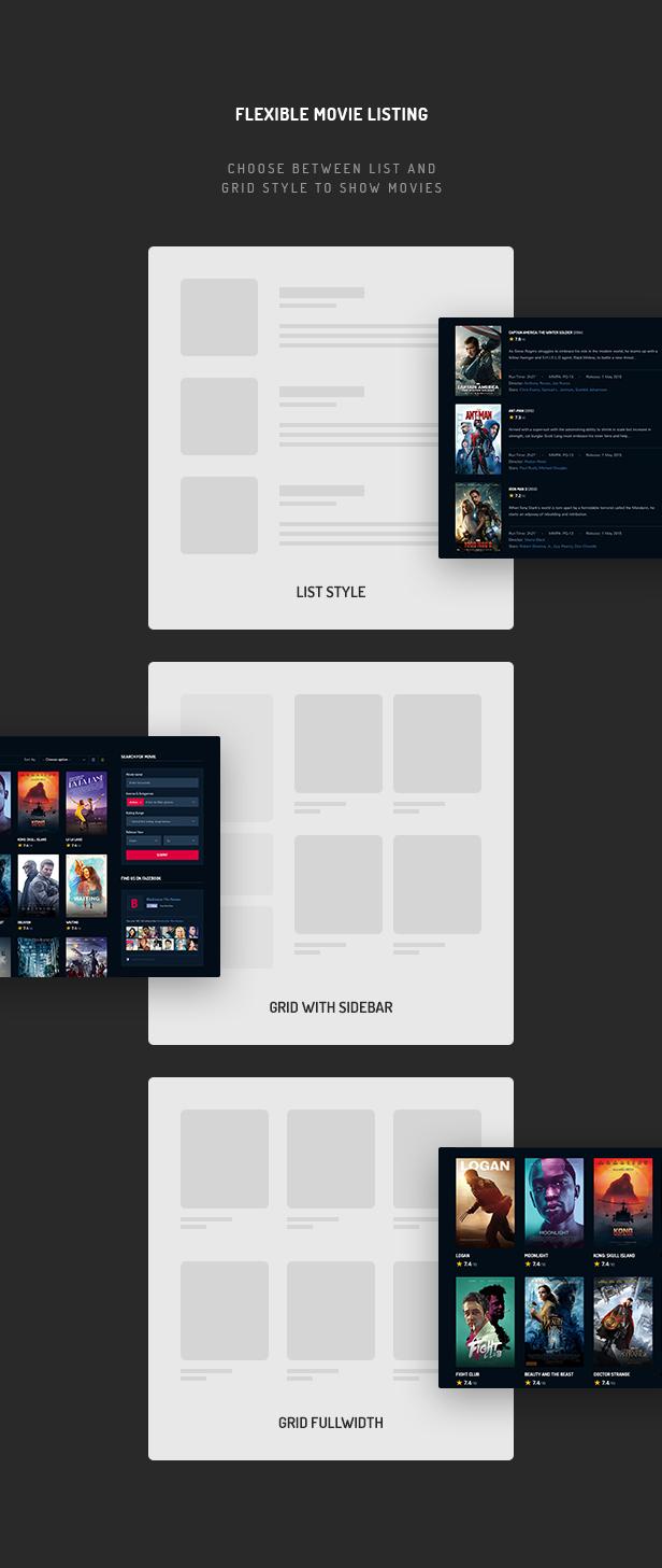 Blockter - Movie & TV Show database WordPress Theme by BoostifyThemes
