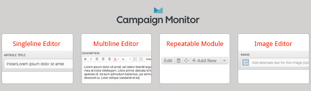 Midnight - Premium Responsive HTML Email Template - 5