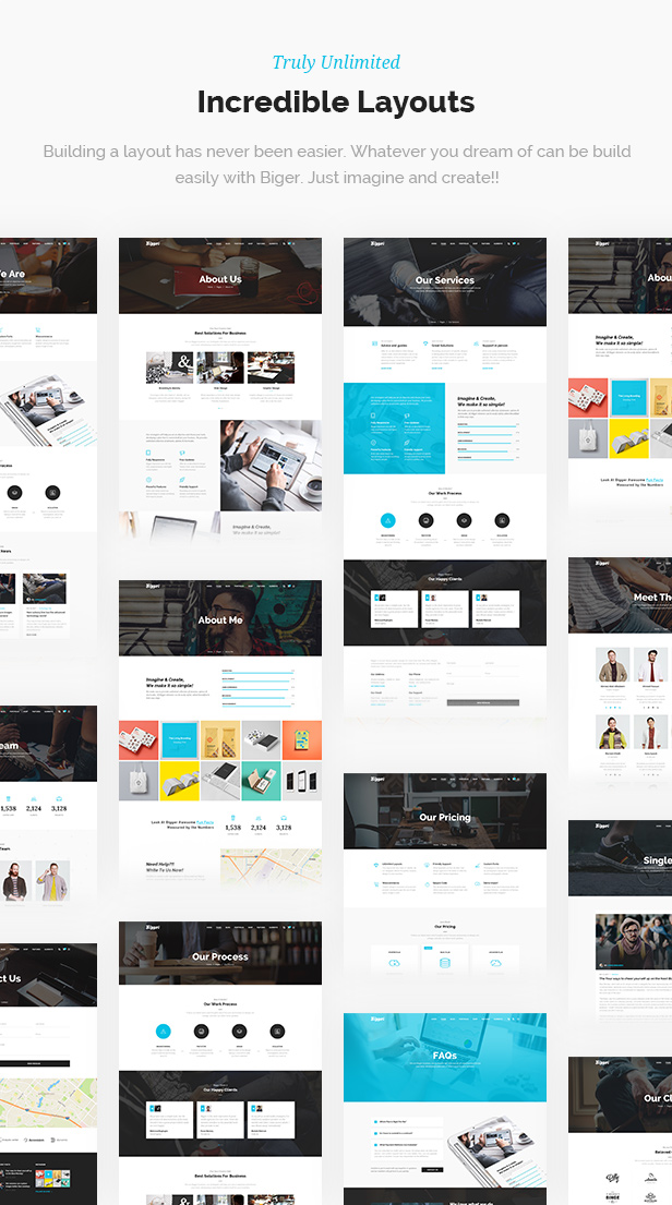 Biger - Responsive Multi-Purpose WordPress Theme - 7