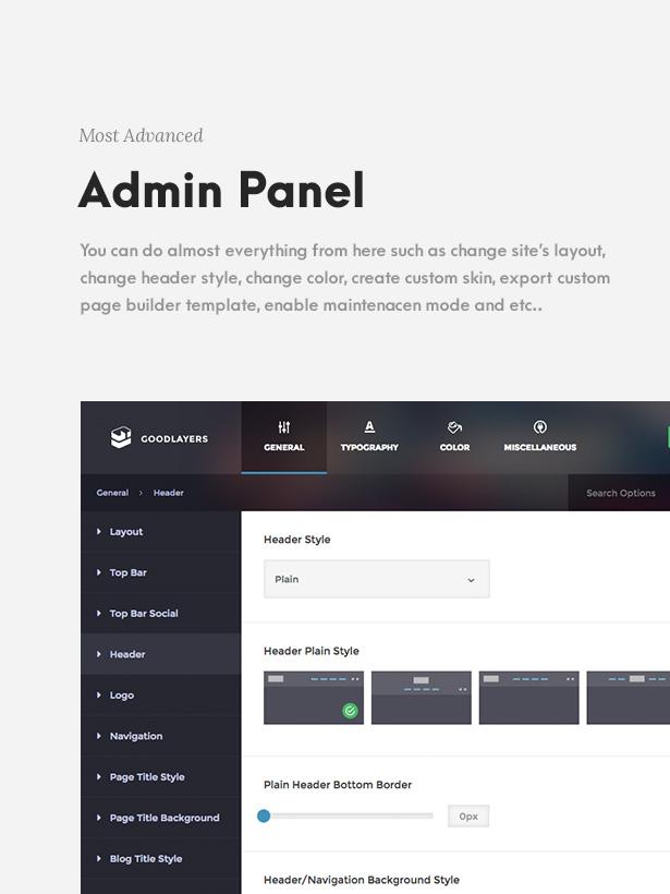 Kleanity - Minimalist WordPress Theme / Creative Portfolio - 8