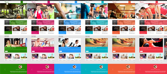 Young Fitness - Spa & Fitness WordPress Theme - 6