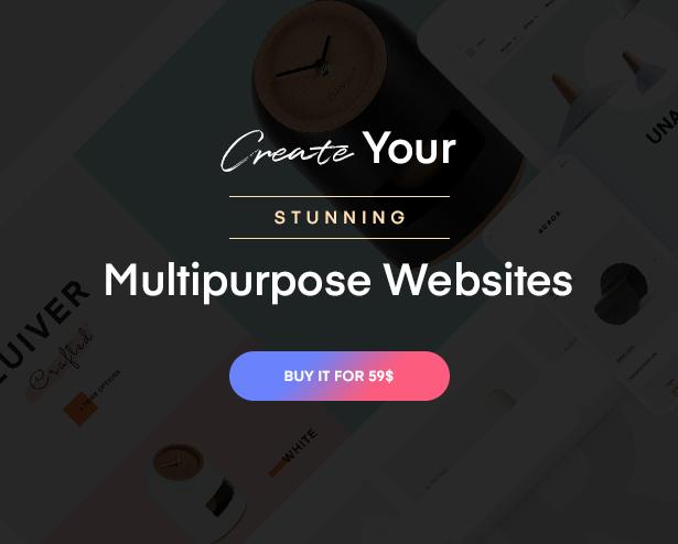 Chủ đề nội thất hiện đại Auros WordPress