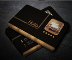 Luxury Business Card - 107