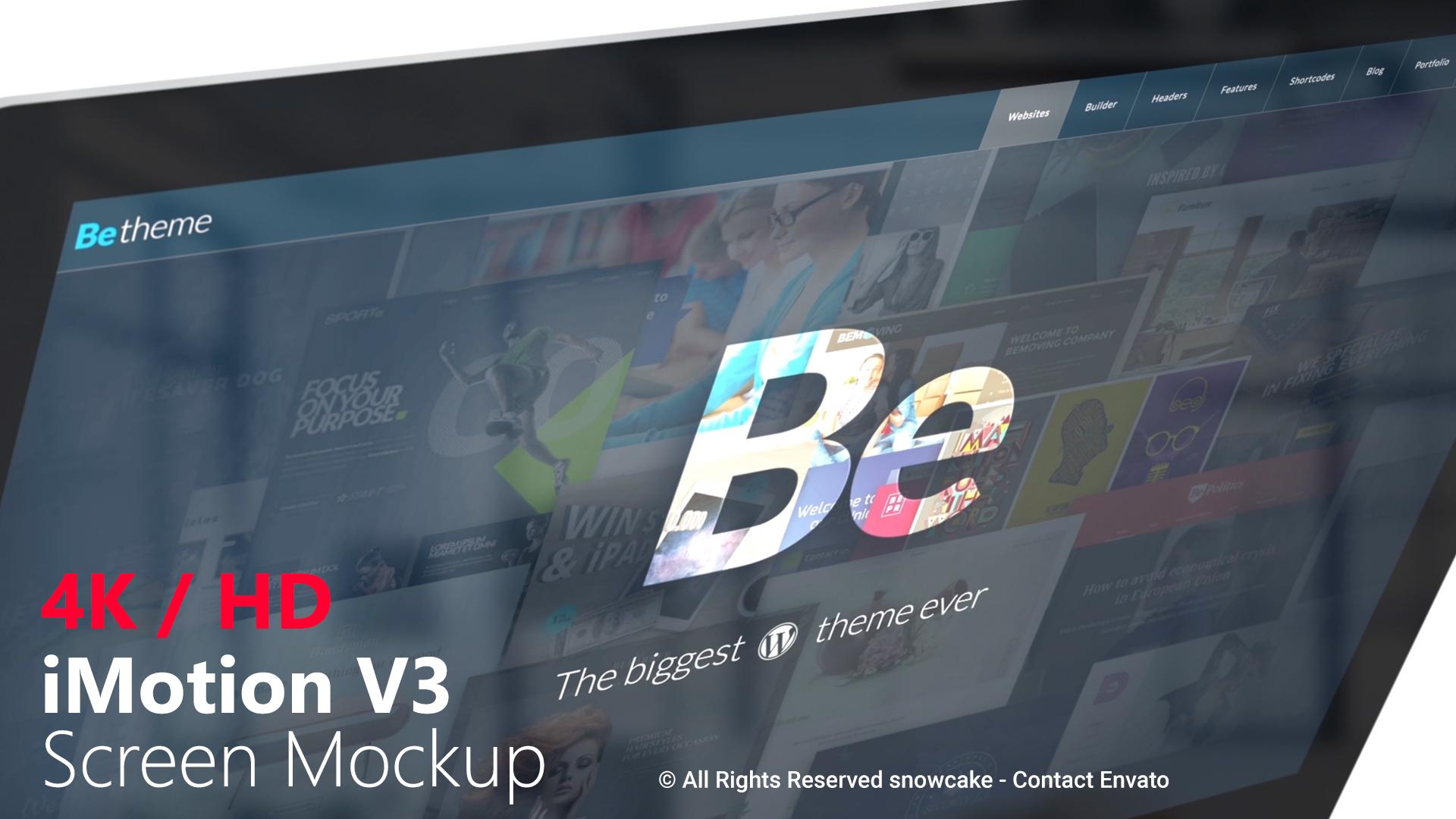 Stomp Screen Mockup Opener - 3