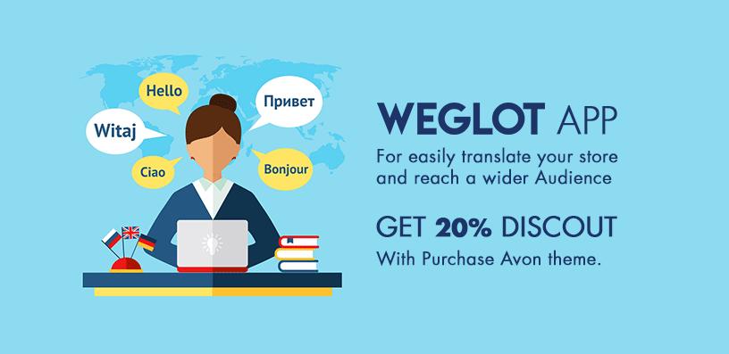 Weglot App