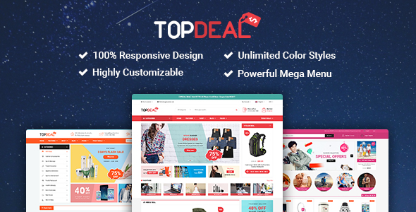 Shopee - MultiPurpose PrestaShop 1.7 Responsive Theme - 15