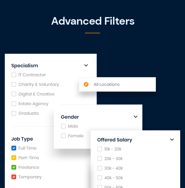 Jobber - Job Board HTML5 Template - 5