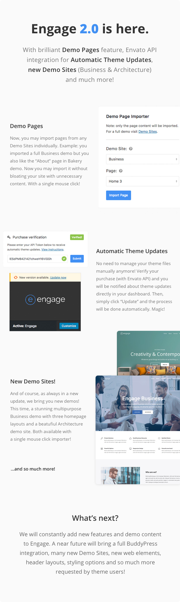 Engage - Responsive Multipurpose WordPress Theme - 47