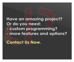 Get your custom project done