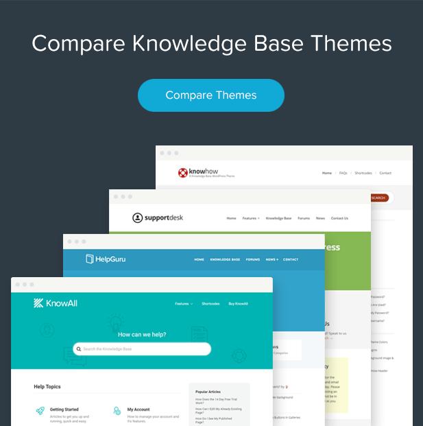 KnowHow - A Knowledge Base WordPress Theme - 10