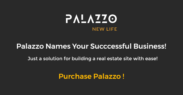 Palazzo - Real Estate WordPress Theme - 14