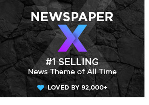 Newspaper WordPress theme by tagDiv