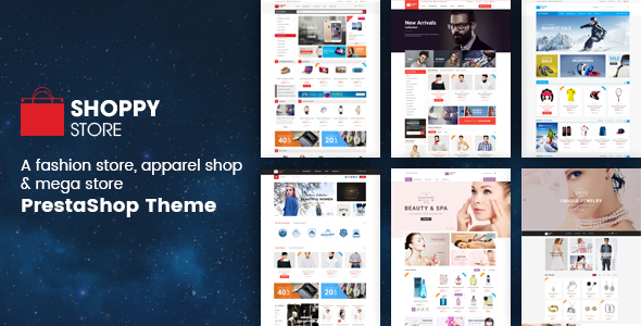 Stationery - Premium Responsive PrestaShop Theme - 5