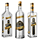 Translucent Bottles Mock Up - GraphicRiver Item for Sale