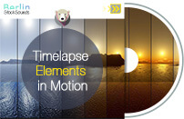 Timelapse Elements in Motion