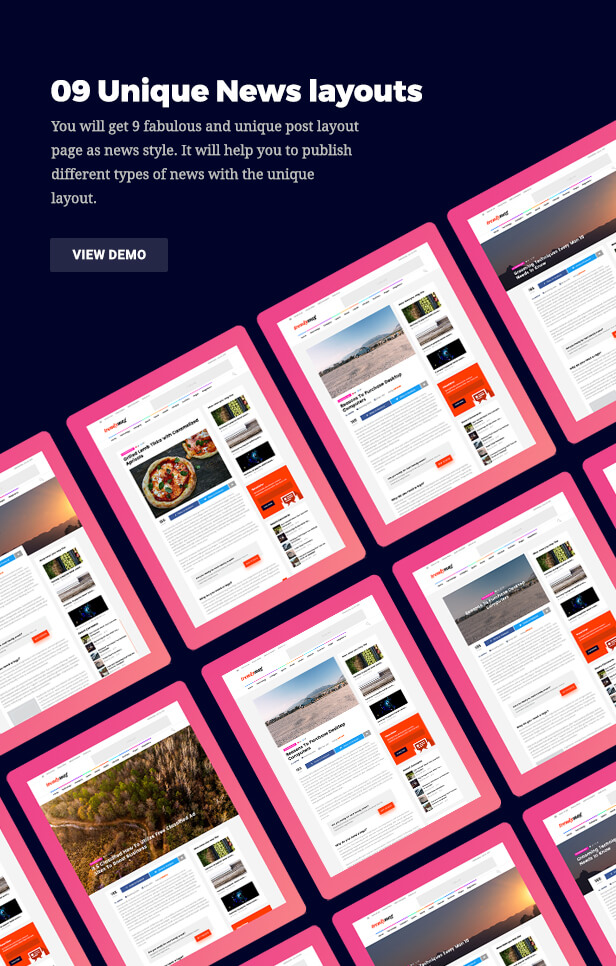 WordPress News Magazine & Blog Theme
