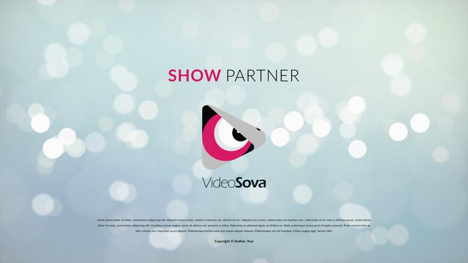 partner sponsor screen