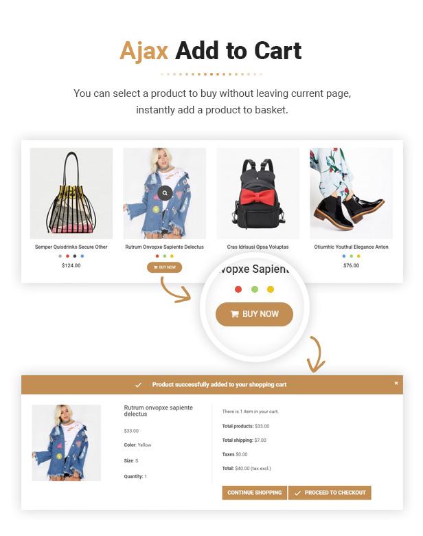 Zoro - Responsive PrestaShop 1.7 Shopping Theme - 9