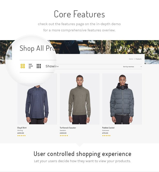 Atelier - Creative Multi-Purpose eCommerce Theme - 5