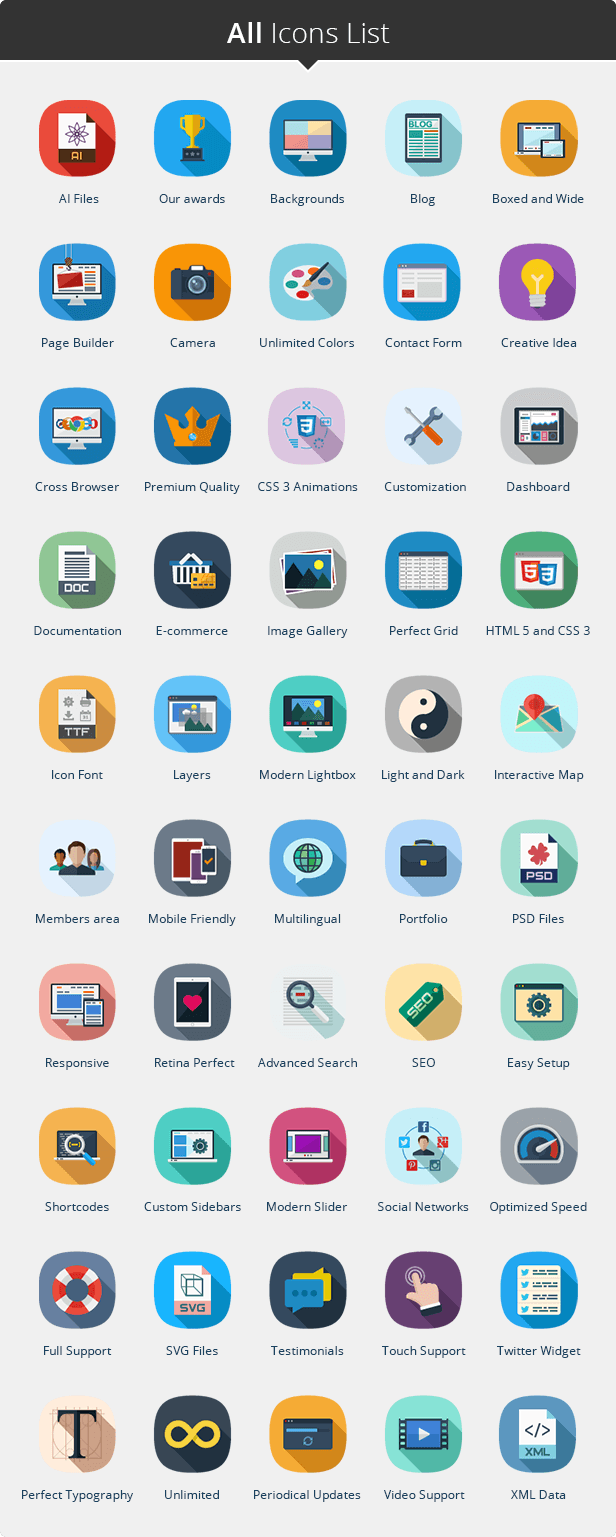 Enliven' em Premium Add-on: Web Promotional Icons - 3