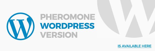 Pheromone - Responsive Multi-Concept Template - 1