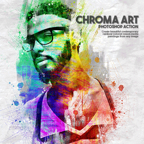 chroma art