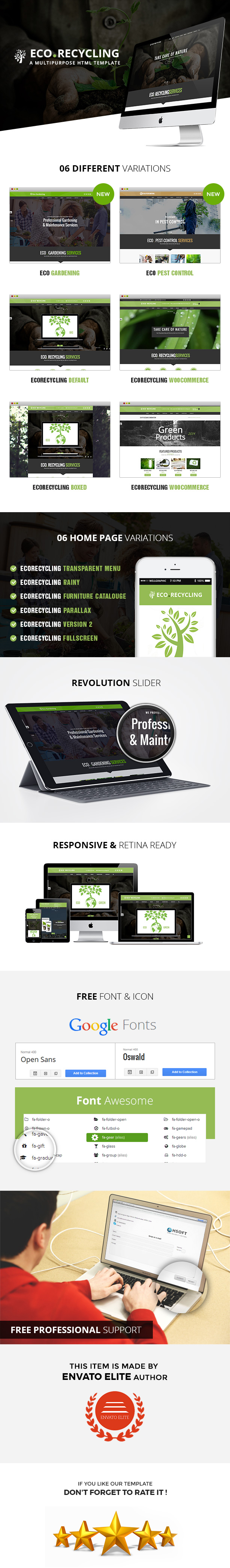 ECO.RECYCLING - A MULTIPURPOSE HTML TEMPLATE