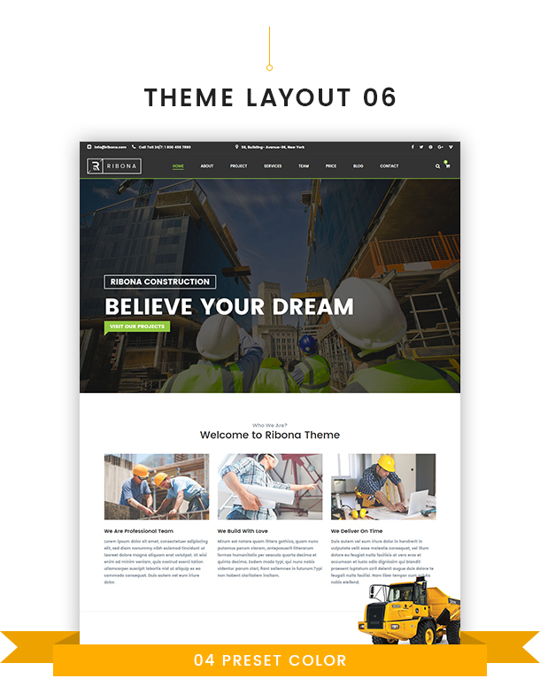 VG Ribona - WordPress Theme for Construction, Building Business - 40