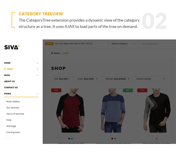 VG Siva - Creative, Minimalist WooCommerce Theme - 28