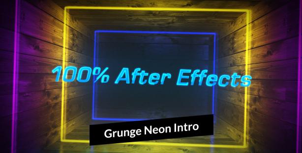 Grunge-Neon-Intro