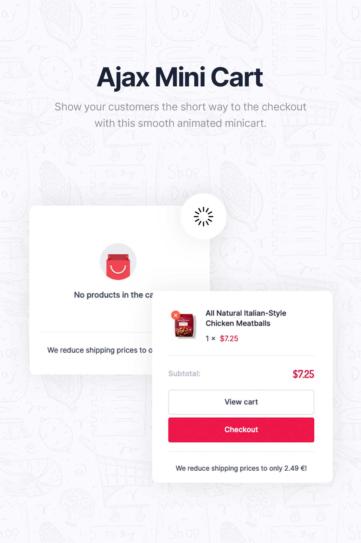 Bacola - Grocery Store and Food eCommerce Theme - 7
