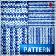 Striped Textile III. pattern - 1