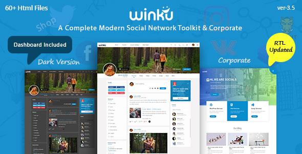 Winku Social Network
