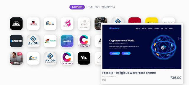 ThemePlace - Digital MarketPlace WordPress Theme
