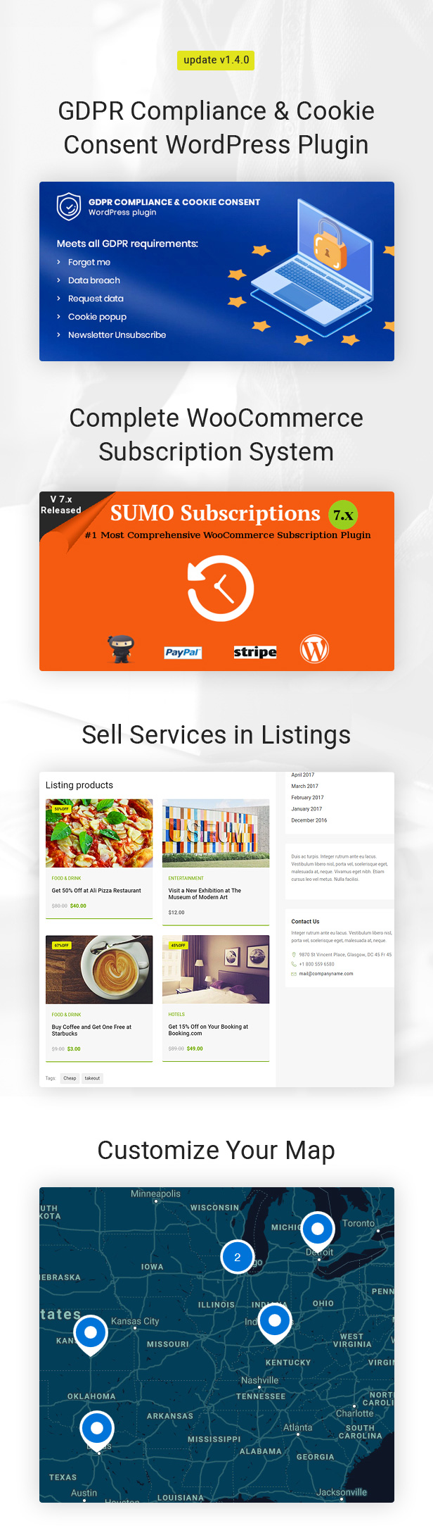Knowhere Pro - Multipurpose Classified Directory WordPress Theme - 4