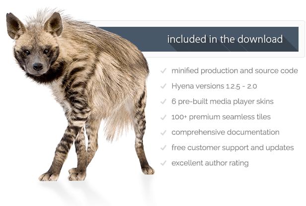 Hyena - GIF Animation Controls - 1