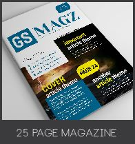 25 Pages Interior Magazine Vol4 - 13