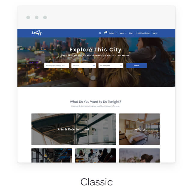 Listify - The Best WordPress Directory Theme 2019 - 9