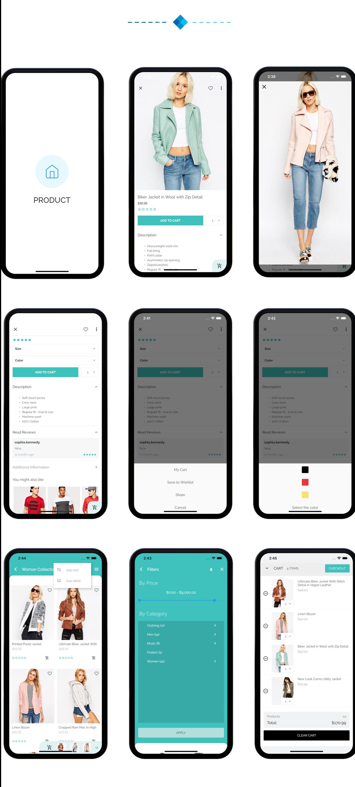 Fluxstore WooCommerce - Flutter E-commerce Full App - 24